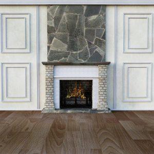 Podlahové vykurovanie zabezepečí teplo v celom dome