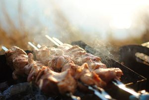 Pečené či grilované kura?