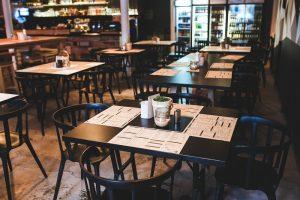 Finance na otevření restaurace