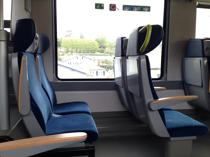 Cestovanie vlakom zadarmo v roku 2020