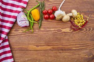 Malé kuchyně a velké jídlo